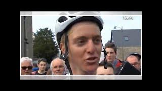 Le grand espoir du vélo Adrien Costa amputé d