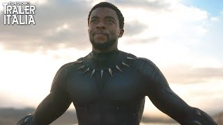 BLACK PANTHER | Primo Teaser Trailer del Nuovo Cinecomic Marvel