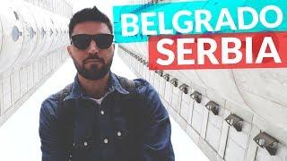 CITY TOUR POR BELGRADO (SERBIA), 15 KMS DE CAMINATA 🇷🇸