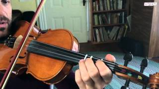 Scarborough Fair - Basic Fiddle Lesson