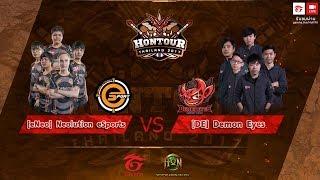 [CH.1] HTT 2017 Cycle 3 : G League round 6
