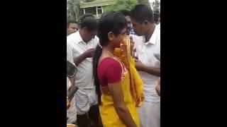 Bangali man lady makup