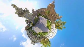 La cattedrale di Palermo - Voyager