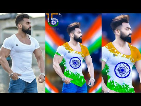 Xxx Mp4 INDEPENDENCE DAY SPECIAL EDITING HOW TO CHANGE T SHIRTS IN PICSART 15 AUGUST SPECIAL PHOTO EDIT 3gp Sex
