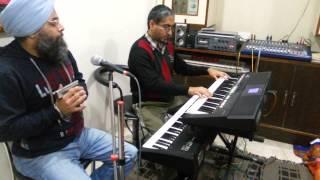 Dheere dheere se meri zindagi mein (Harmonica cover)
