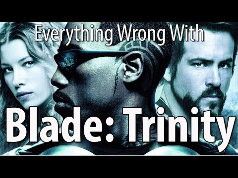 Xxx Mp4 Everything Wrong With Blade Trinity In 16 Minutes Or Less 3gp Sex