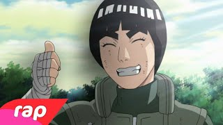 Rap do Rock Lee (Naruto) Ft. Spider Beats | Tauz RapTributo