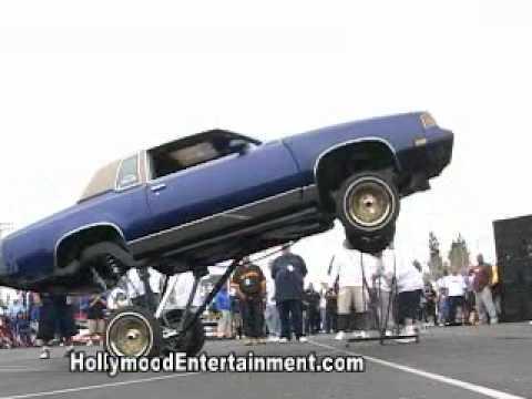 Crazy Cars Jumpers & Dancers