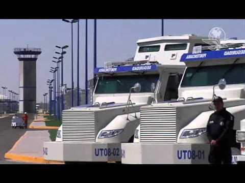 Inauguran en Hermosillo el penal más grande del mundo