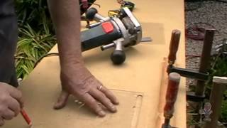 How to Make a Portable Router Table (easy)