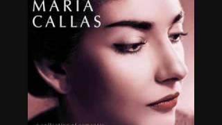 Maria Callas - L'amour est un oiseau rebelle