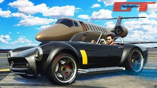 THE GRAND TOUR: Budget Car Challenge!! - (GTA 5 Funny Moments)