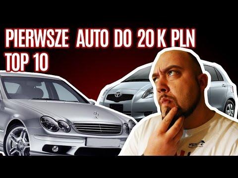 Top 10 aut na pierwszą furę za 15 20 tys zł