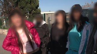 Gang de filles à Marseille : Violence, vol et vandalisme