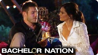 Garrett Reveals Fear Of Getting Engaged To Becca! | The Bachelorette US