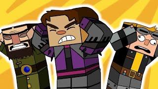 Minecraft Story Mode 7 (Funny Animation)