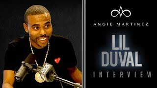 """Lil Duval Talks """"Smile B---h"""", Hurting Feelings & Not Being Scared of 50 Cent"""