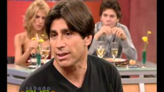 Oscar Gómez Castañón y su tapa - Sábado Bus