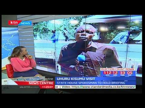 Details of what President Uhuru will do when he visits Kisumu