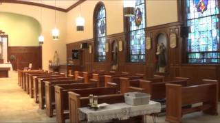 The Chapel at Mother of Good Counsel Home
