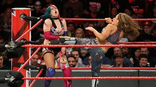 Asuka vs. Mickie James: Raw, March 12, 2018