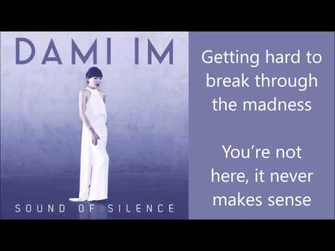 Dami Im - Sound of Silence (Lyrics) - Eurovision Song Contest 2016 (Australia)