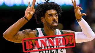 Top 10 Longest NBA Player Suspension