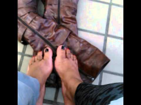 Goddess Mistress Foot Worship