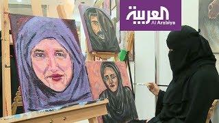 صباح العربية | مقهى للرسامين في جدة