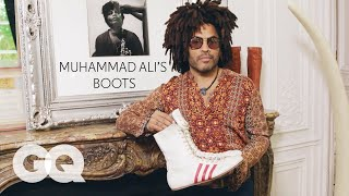 Lenny Kravitz Shows Us His Favorite Possessions | Collected | GQ