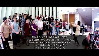 I am the Bread of Life OLPS AMC 2018