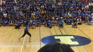 Mr. Ip and Friends - Irvington HS Homecoming Rally 2017