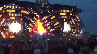 Ultra music festival David Guetta intro Part 1