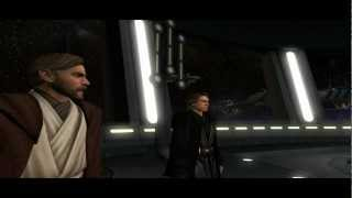Star Wars: Movie Duels 2 - Rescue Over Coruscant (Cutscenes)