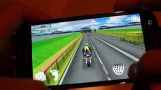 Free Android Moto Crazy 3D Game