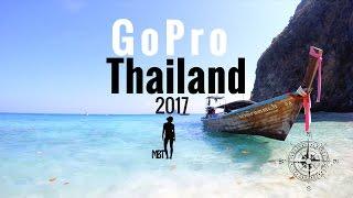 GoPro Thailand 2017 Krabi | Railay Beach | Koh Lanta