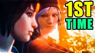 FIRST TIME! ►Life is Strange PC Gameplay Episode 3!◄ Life is Strange: Blind Playthrough/Walkthrough