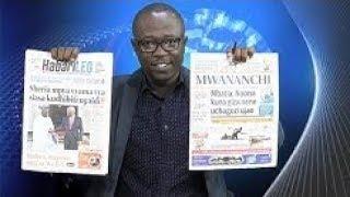 MAGAZETI JAN 18: Amka na Global TV Kila Siku Alfajiri