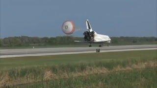 [소리주의] 우주왕복선 발사부터 착륙까지 전과정
