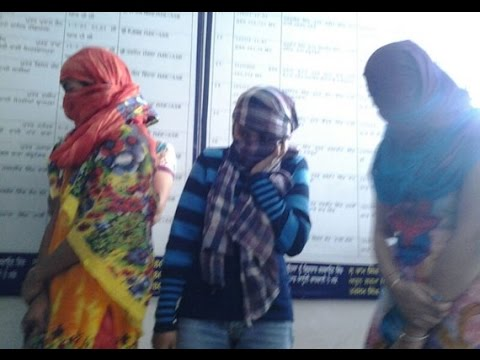Sex racket busted in Ghaziabad, 9 arrested