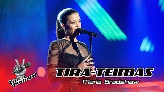 "Maria Bradshaw – ""Sweet Dreams"" | Tira-Teimas | The Voice Portugal"