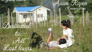 Aram Rapen lyrics video. Nsuan Jikdui Album(Liangmai lovesong,Singers: Kenrongdibou& Juringliu)
