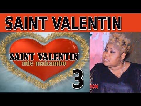 THEATRE SAINT VALENTIN NDE MAKAMBU 3 Avec Makambo,Kalunga,Sylla,Bellevue,Vue de loin,Ebakata