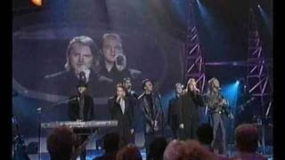 Bee Gees and Boyzone - Words