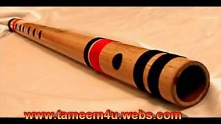 یا مولا دلم تنگ آمده...نی (توله/فلوت) خیلی زیبا---Beautiful Flute Ya Mawla Delam