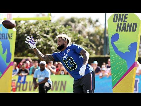 Best Hands Pro Bowl Skills Showdown NFL