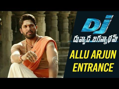 Xxx Mp4 DJ Duvvada Jagannadham Scenes Allu Arjun Entrance Scene 3gp Sex