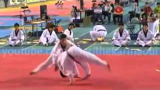 The Best Taekwondo Demonstration Ever Low