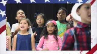 DBES Patriotic Performance Tuesday, Feb. 21st 2017