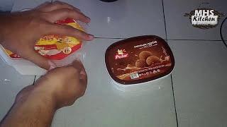 আইসক্রিম রেসিপি। Homemade Vanilla Ice Cream by MHS